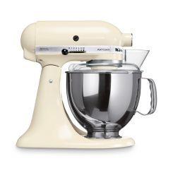 Darf in keiner Küche fehlen Küchenmaschine Artisan von KitchenAid