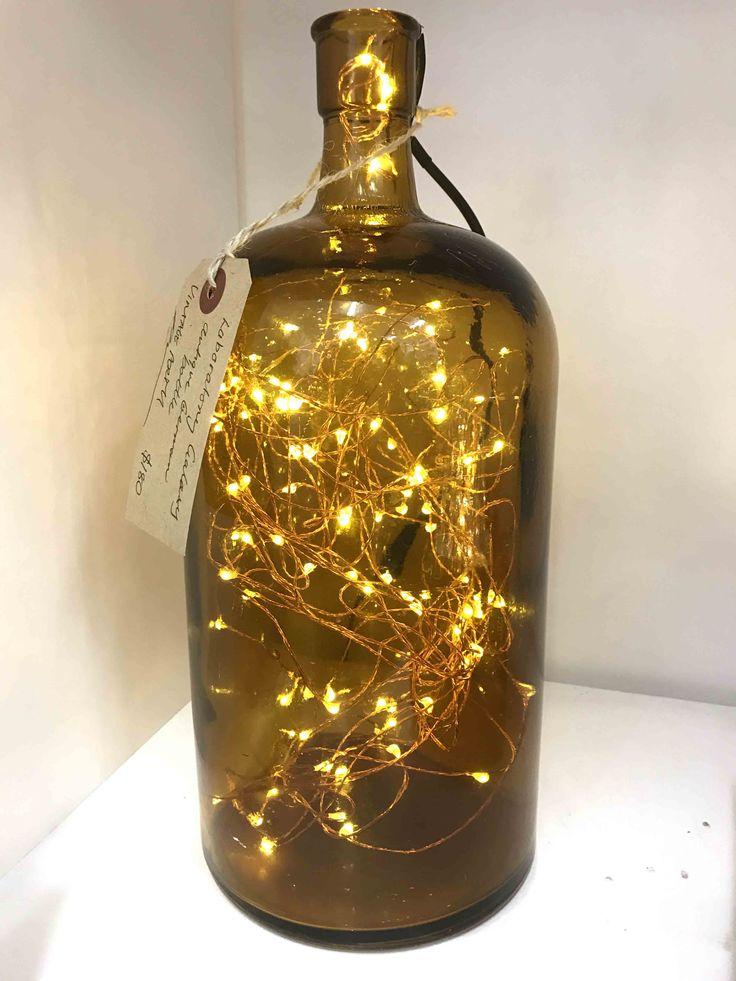 Vintage Perth - Antique German apothecary bottle $180