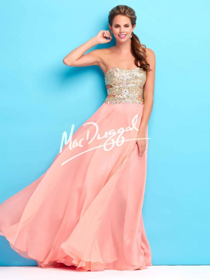 68 best images about Mac Duggal Prom on Pinterest | Prom dresses ...