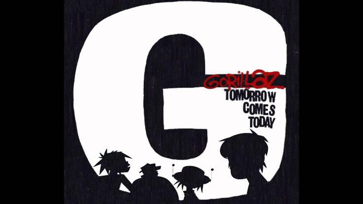 Gorillaz // Tomorrow Comes Today
