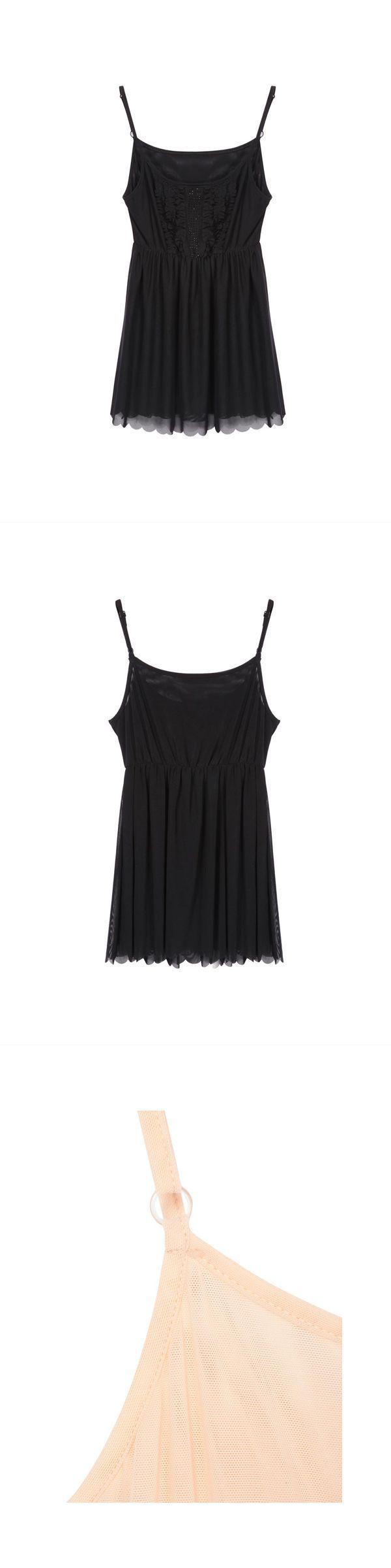 Bouffancy embellished beading sheer mesh apricot black strap vest best fitting women#8217;s tank tops #band #tank #tops #girl #fruit #loom #womens #tank #tops #tank #top #girl #mockup #womens #embellished #tank #tops