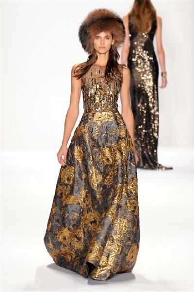 Badgley Mischka - New York - Autunno Inverno 2014/2015 - Sfilate - MarieClaire