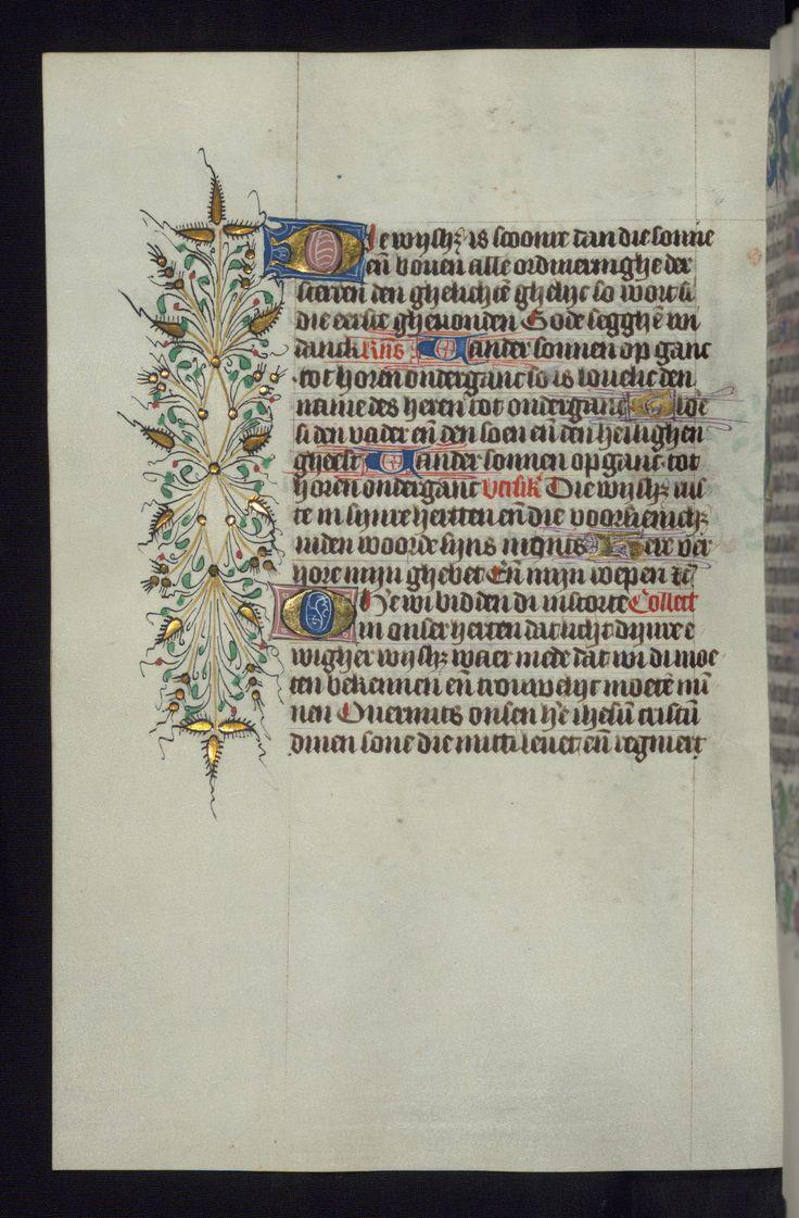 W.192, fol. 55v. Netherlands, 1460-90.