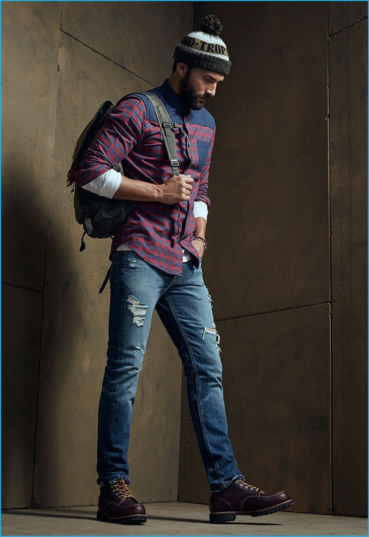 17 Best Images About Rugged Style On Pinterest Mens