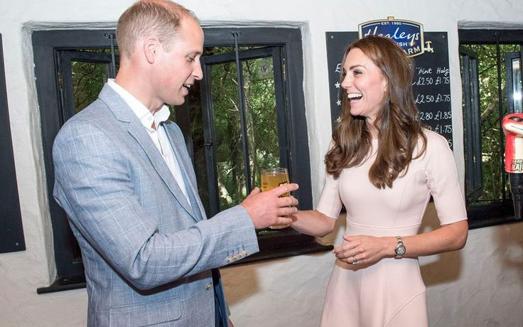 Prince William and Kate Middleton Latest News: Duke Approves Prince Harry and Meghan Markle's Relationship