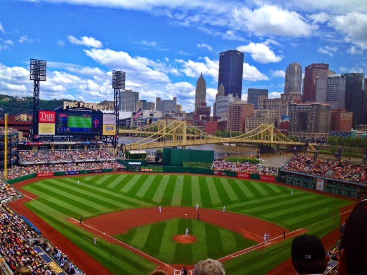 PNC PARK Home Of The Pittsburgh Pirates Pittsburghpiratesmlb