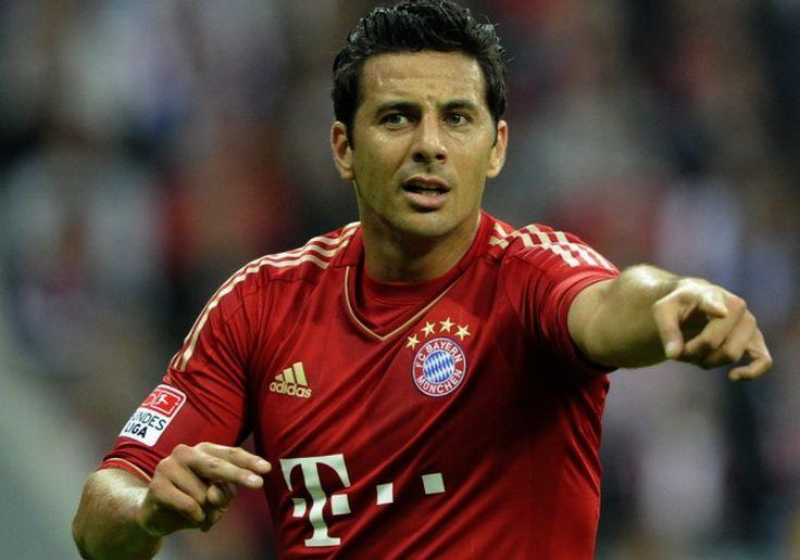 Claudio Pizarro ha prolungato col Bayern Monaco