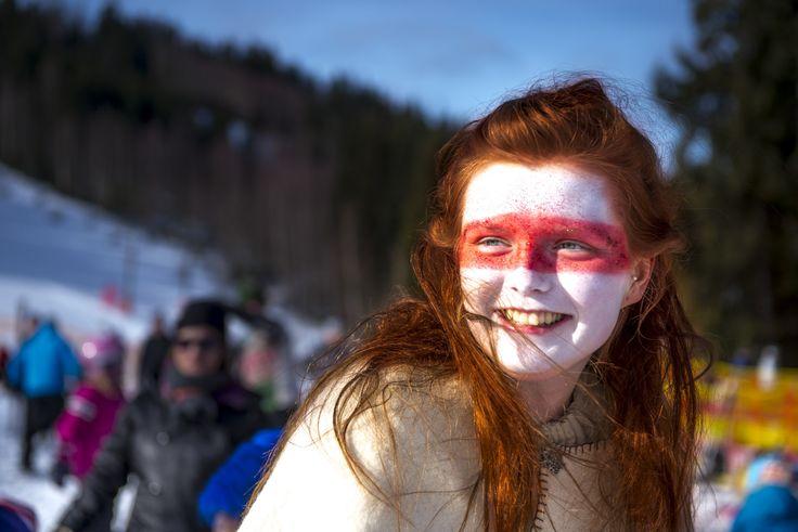 Barnens dag med Vildingarna - Ski Sunne - photo by Rickard Persson