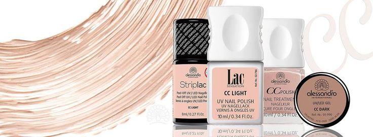 Τα νέα CC Polish είναι τα πρώτα Colour & Care βερνίκια για τέλεια περιποιημένα νύχια σε φυσικές(nude) αποχρώσεις.  Οι δυσχρωμίες στα νύχια καλύπτονται τέλεια δίνοντας φυσικό αποτέλεσμα με την μέγιστη κάλυψη.  CLICK CLICK: http://bit.ly/1Nituix