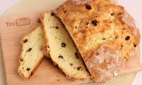 In this episode of Laura in the Kitchen Laura Vitale shows you how to make Irish Soda Bread!