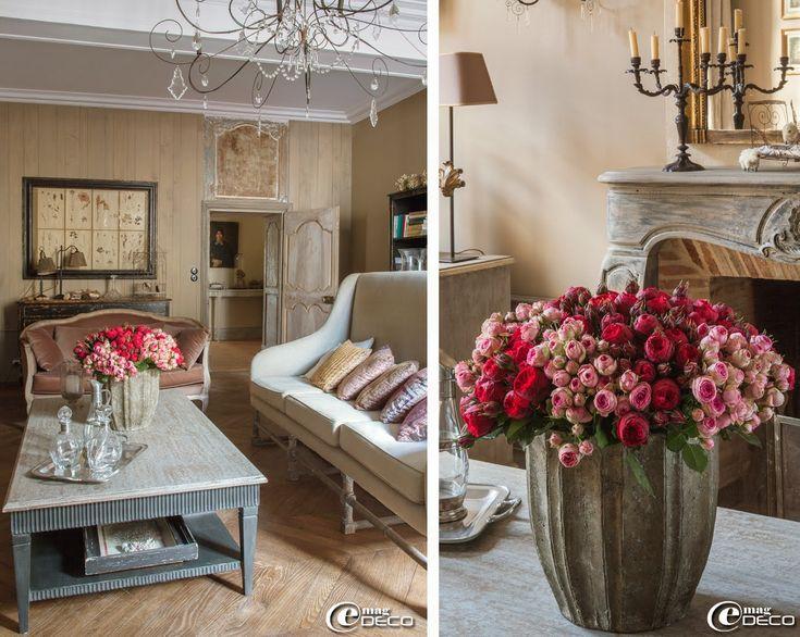 banquette 39 robin du lac 39 coussins en soie ancienne 39 b atrice laval 39 herbier italien 39 sda. Black Bedroom Furniture Sets. Home Design Ideas