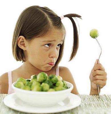 Hoe je kinderen groenten leert eten....! Een paar praktische tips.