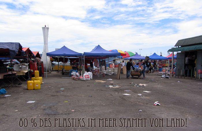 Warum ich mit Plastik ein Problem habe - nicht nur beim Reisen