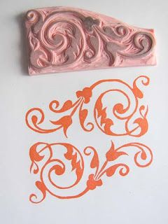 Autumn Hathaway: Carving Stamps