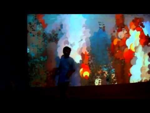 COLOR WARRIORS #Interactive #Installation by WILLPOWER STUDIOS | www.WillpowerStudios.com