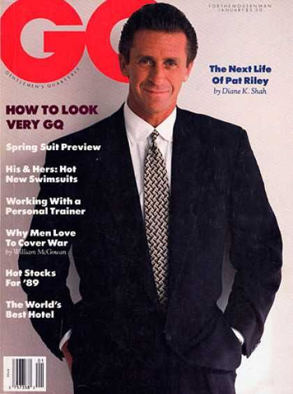 Love Pat Riley (in his younger days)...so handsome!