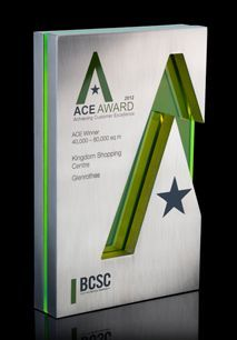 Bespoke Metal and Acrylic Awards – EFX...this would be great!!!! this is my first choice could also be done a metal