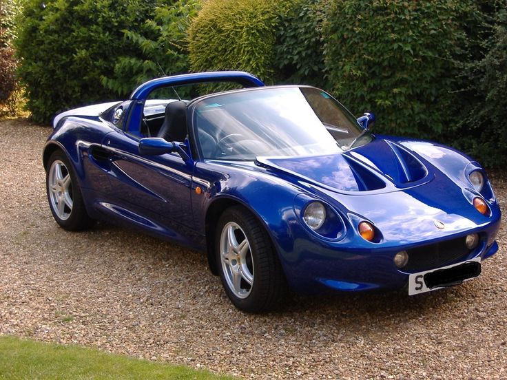 1998 LOTUS ELISE for sale | Classic Cars For Sale, UK