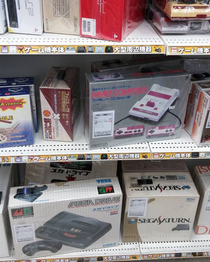 On instagram by pachinko852 #retrogaming #microhobbit (o) http://ift.tt/1oDGkST Sega Saturn x MD x FC #tokyo #japan #akihabara #東京 #日本 #秋葉原 #videogames  #retrogames #メガドライブ #sega #segamegadrive #megadrive #segagenesis #sonicthehedgehog #genesisdoeswhatnintendont #segagames #segacollective #segacollection #instasega #segagram #igerssega #segaworld #sonicteam #ファミコン #famicom #nes #nintendoentertainmentsystem #segasaturn #セガサターン