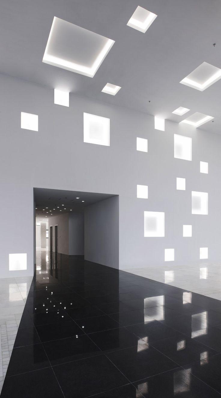 """Cube Tube"" by Sako Architects - Jinhua, China."