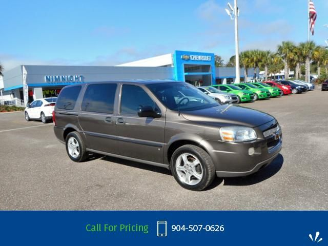 2008 Chevrolet Chevy Uplander LS Call for Price  miles 904-507-0626 Transmission: Automatic  #Chevrolet #Uplander #used #cars #NimnichtChevrolet #Jacksonville #FL #tapcars