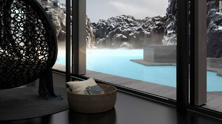 <strong>Private pools: </strong>The expansion of Blue Lagoon will include an underground spa, a signature restaurant and 62 guest rooms.