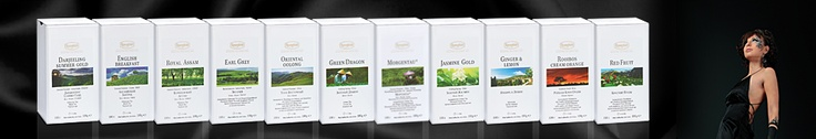 Ronnefeldt, my favorite tea company / german online shop