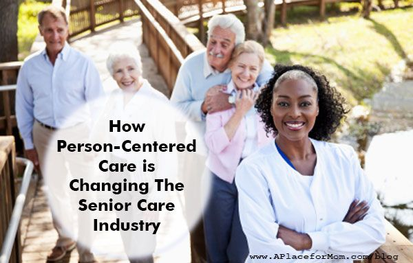 How Person-Centered Care is Changing the Senior Care Industry