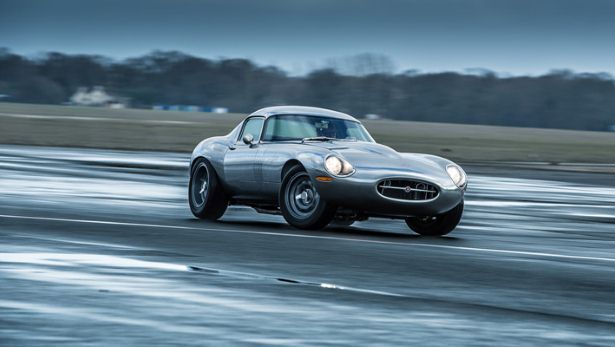 This is the stunning Eagle Low Drag GT - BBC Top Gear
