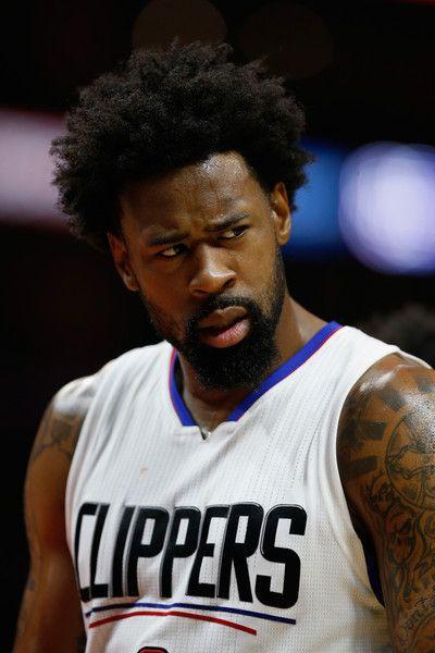 DeAndre Jordan Photos - Minnesota Timberwolves v Los Angeles Clippers - Zimbio