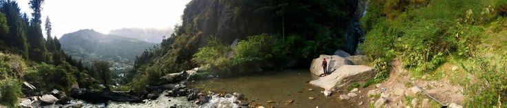 Manali Himachal Pradesh - India [OC] [1536x328]