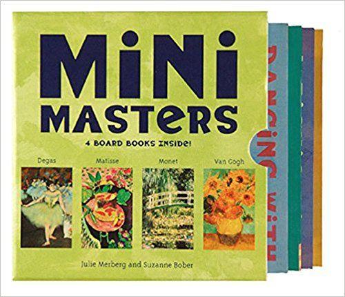 Mini Masters Boxed Set: Julie Merberg, Suzanne Bober: 9780811855181: Amazon.com: Books