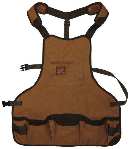 Tool Belt Pouch Apron Bib Carpenter Pocket Carpenters Tools Duckwear SuperBib in Home & Garden, Tools, Tool Boxes, Belts & Storage | eBay