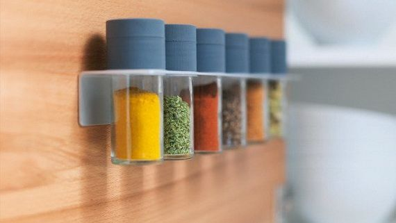 Smart storage solutions and practical ideas to maximize the kitchen space.