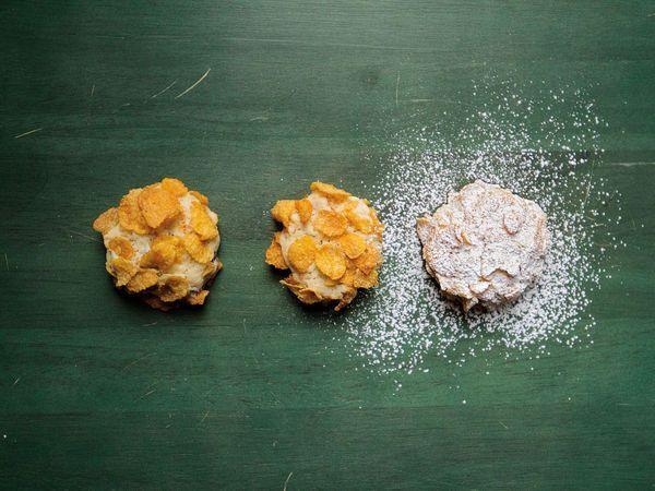 Umbrian Snowflake Cookies (Biscotti ai Cereali) Recipe | SAVEUR