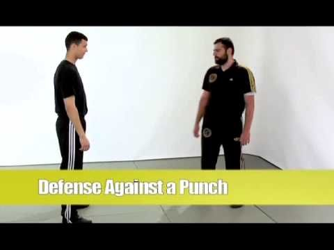 Krav Maga Training, Part 1. I'd probably bust myself trying to do this but I'll collect it here anyway