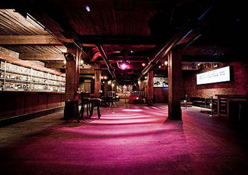 Best Vancouver Bars and Clubs: A History-- the Gandydancer named in Tanya Huff book before it became Bar None.
