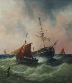 Cornish Ship Wrecks
