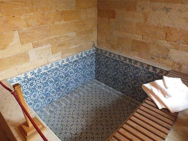 Cragside House Turkish bath