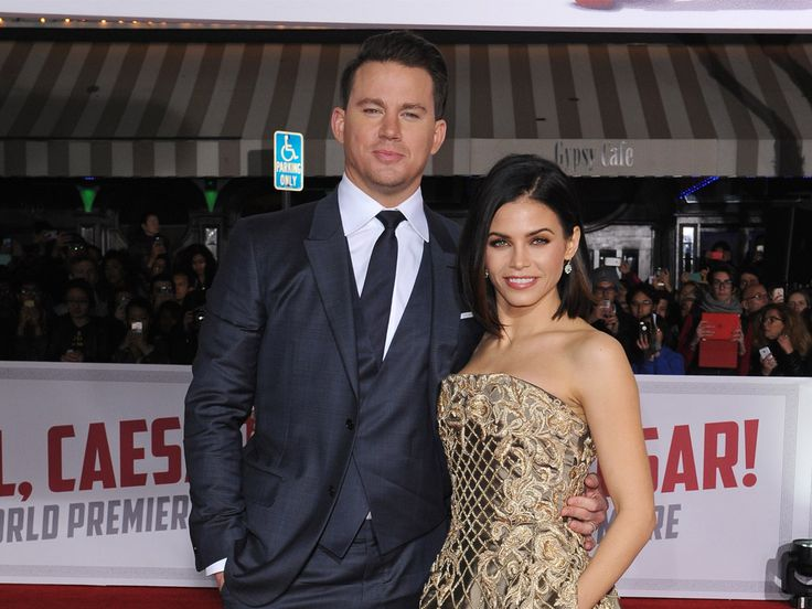 Jenna Dewan Shares a Silly Snapchat Pic With Husband Channing Tatum — See it Here!