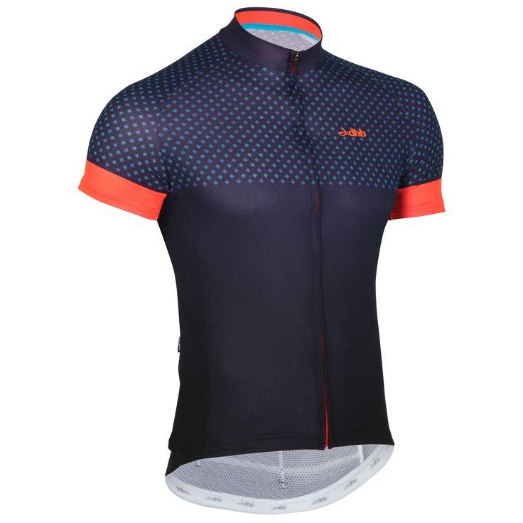 wiggle.com | dhb Blok Short Sleeve Jersey - Micro | Short Sleeve Jerseys