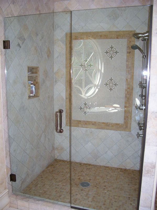 Glass shower doors frameless ideas shower doors downey for Cool shower door ideas