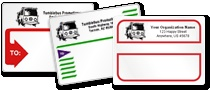 Shipping Labels - Custom and Stock, Lowest Priced