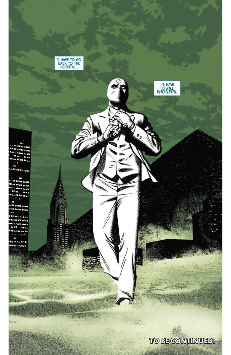 "knightwing: "" Moon Knight #9 (2016) """