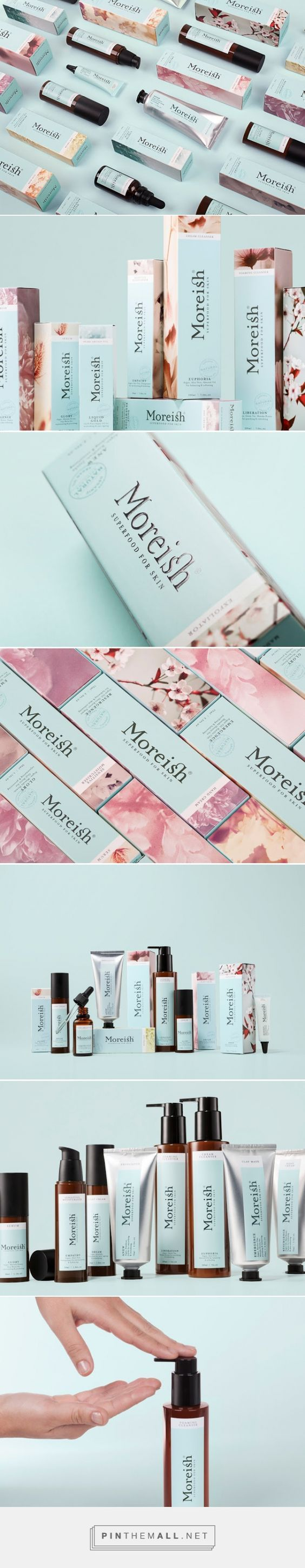 Moreish Skincare Branding by Milk | Fivestar Branding – Design and Branding Agency & Inspiration Gallery
