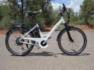 F4W (Fast4ward) Ride 350W Electric Bike Review