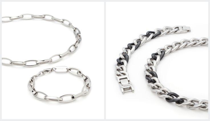 Timeless chains #silver #kette #armband #energetix #collier #schmuck #accessoires
