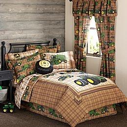 John Deere Tractor Bedding