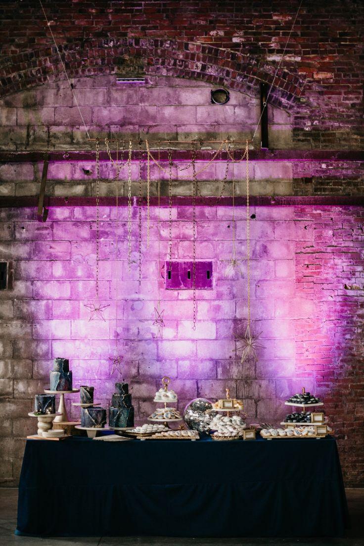 lindsay_vann photography Meowter Space themed wedding