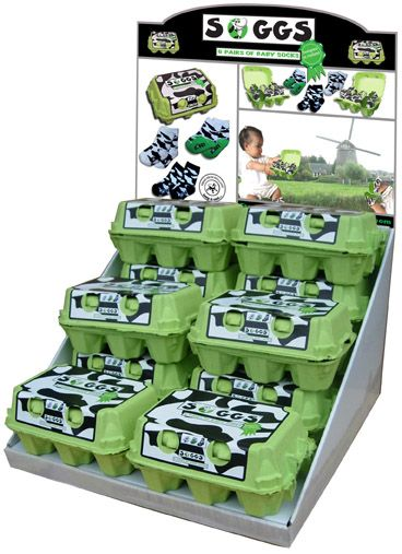 Xplorys Soggs Cow Grass Display